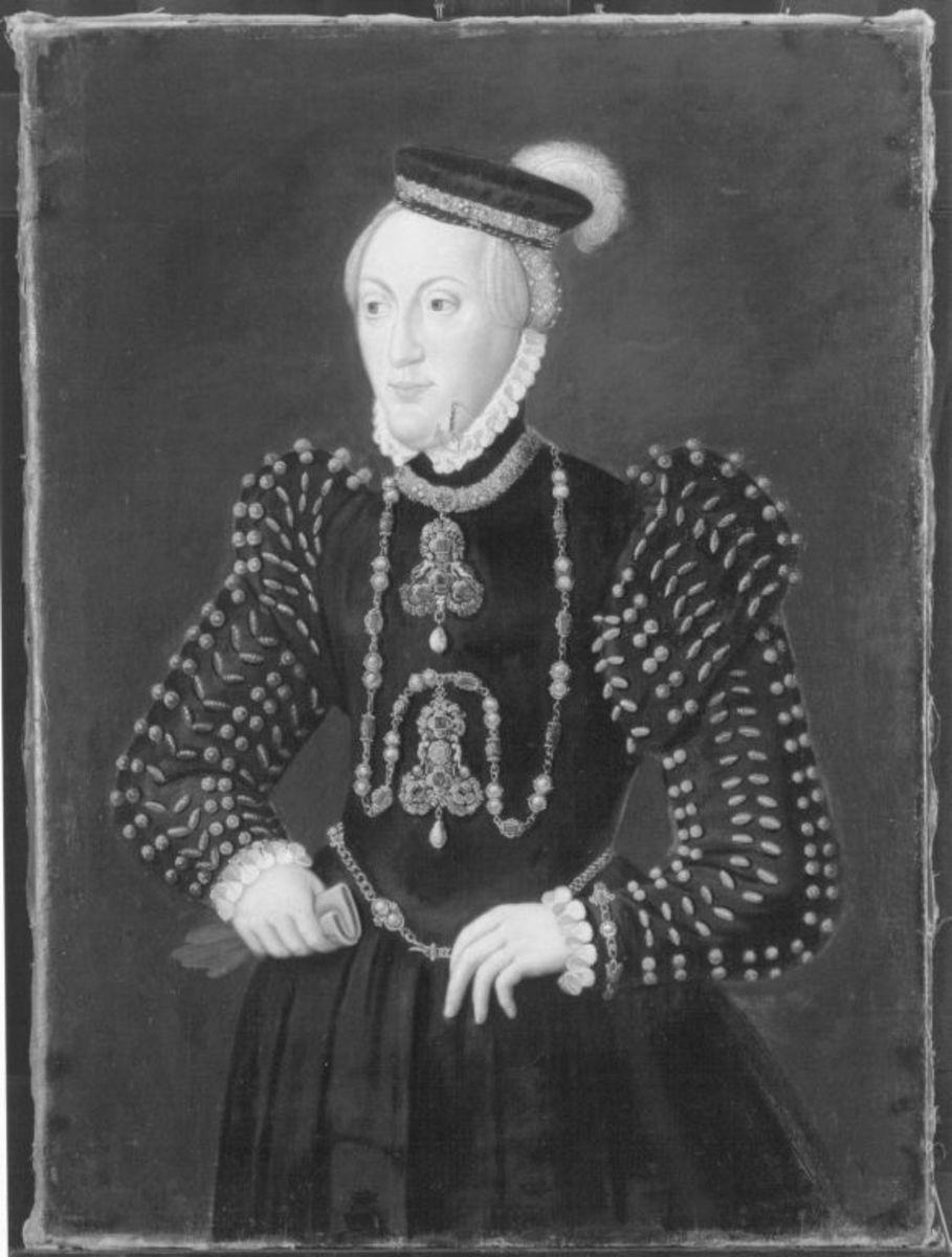 Mechthilde von Bayern (Kopie nach dem Bildnis Hans Schöpfers d. Ä.)