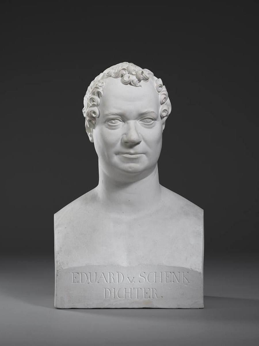 Der Dichter und Staatsmann Eduard von Schenk (1788 - 1841)