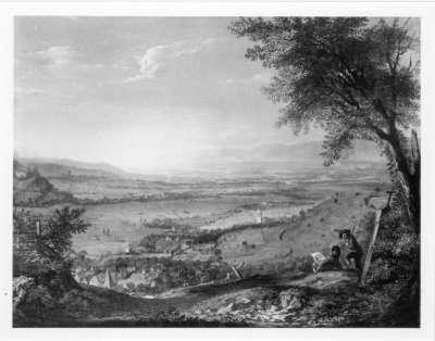 Landschaft bei Ehrenstetten