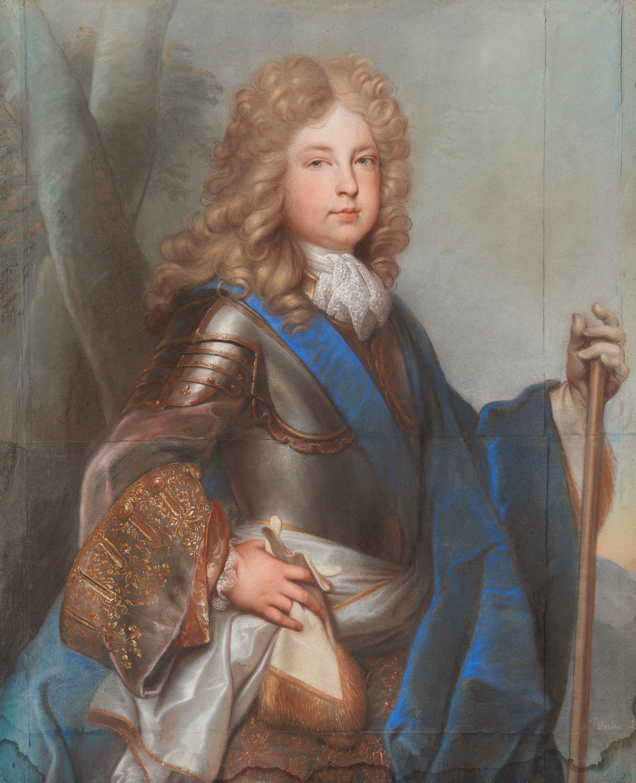 Karl, Herzog von Berry (1686-1714)