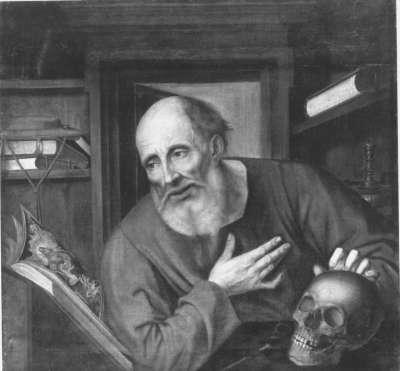Hl. Hieronymus (Kopie nach einem verlorenen Original)