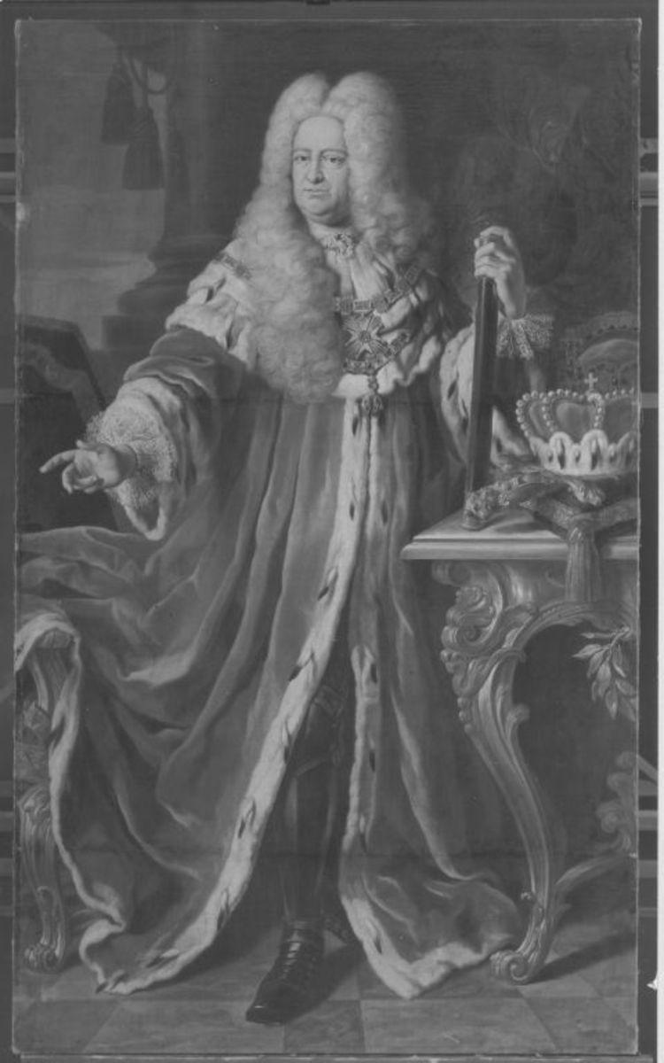 Bildnis des Kurfürsten Karl Philipp von der Pfalz (1661-1742)