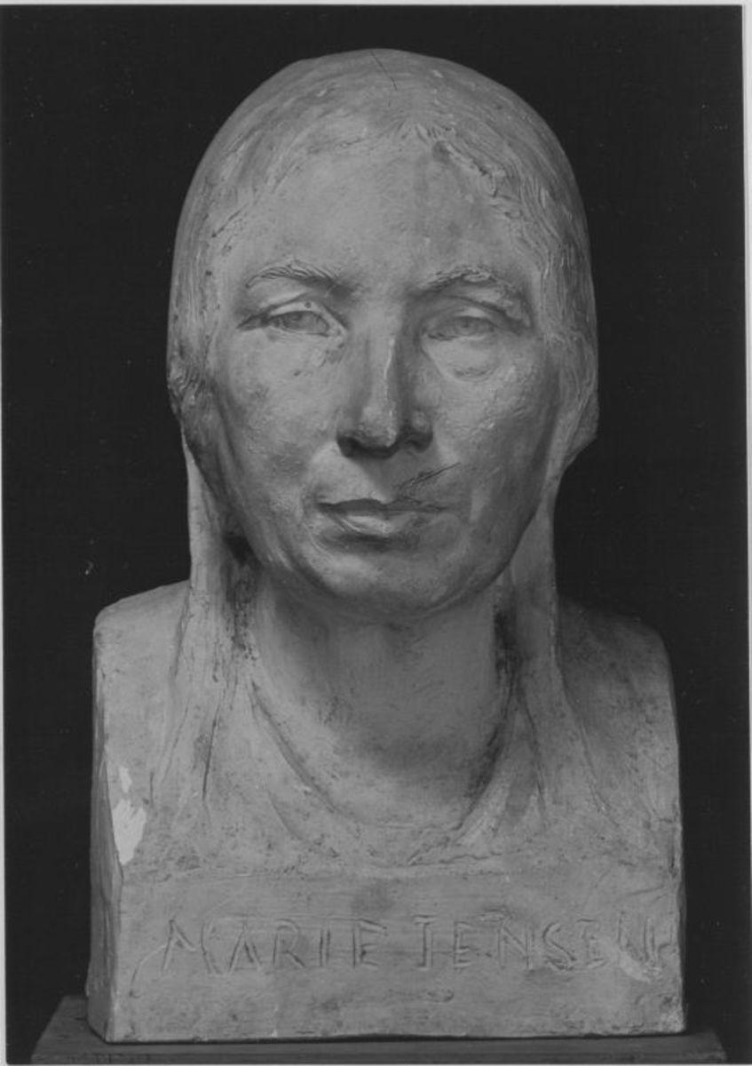 Die Malerin Marie Jensen (1845–1921)