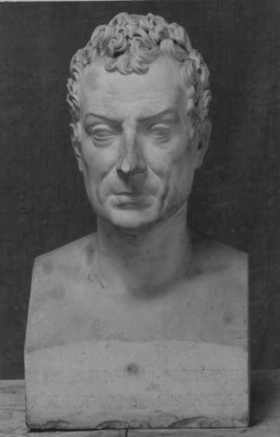 Der Diplomat und Staatsmann Klemens Wenzel Fürst von Metternich (1773 - 1859)