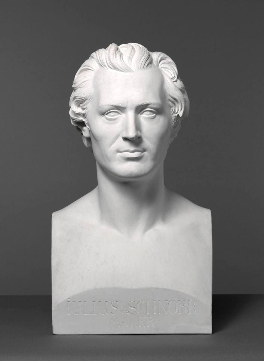 Der Historienmaler Julius Schnorr von Carolsfeld (1794 - 1872)