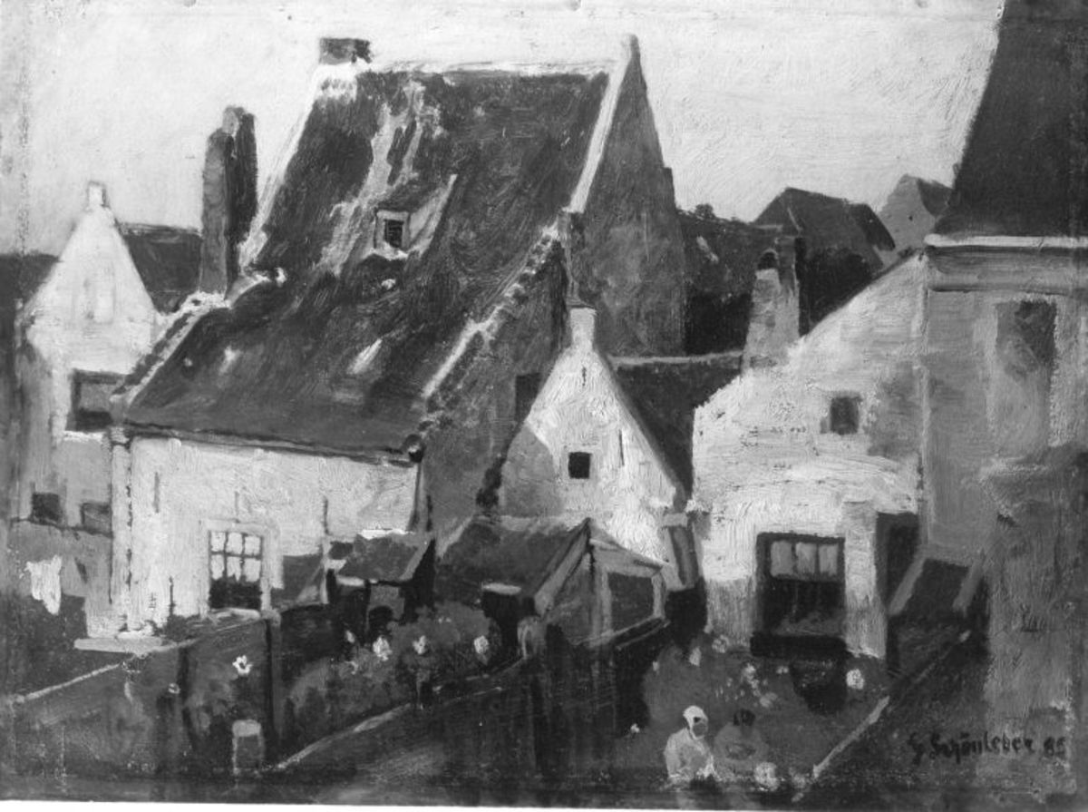 Häuser in Vlissingen