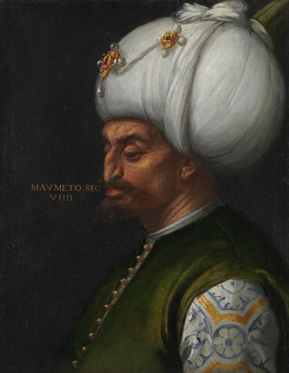 Sultan Mohammed II. (1451 - 1481)