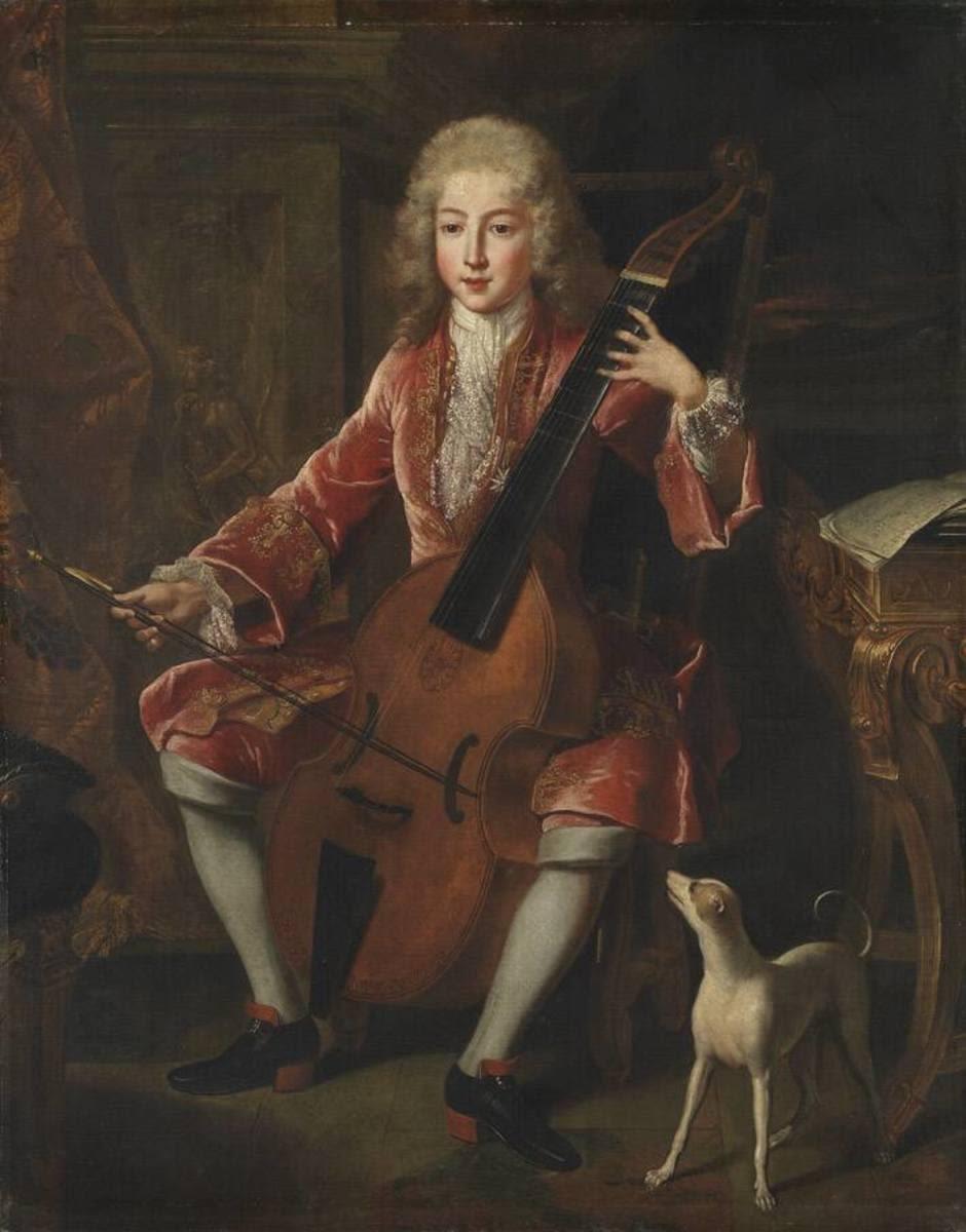Maximilien-Emmanuel, Chevalier de Bavière