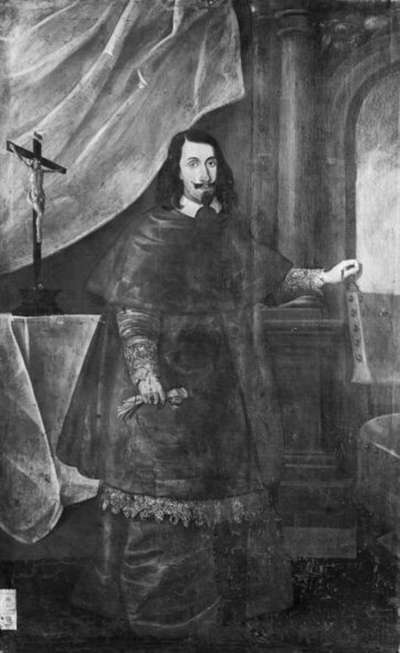 Bildnis des Karl Ferdinand Vasa, Erzbischof von Breslau