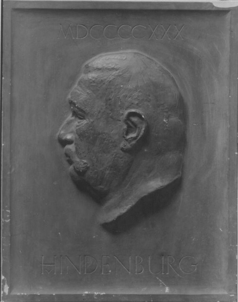 Porträt Hindenburg