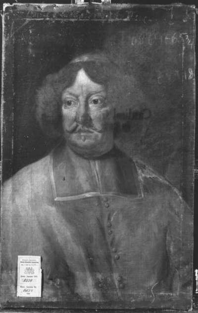 Bildnis von Kardinal Friedrich von Hessen-Darmstadt, Bischof von Breslau (1616-1682)