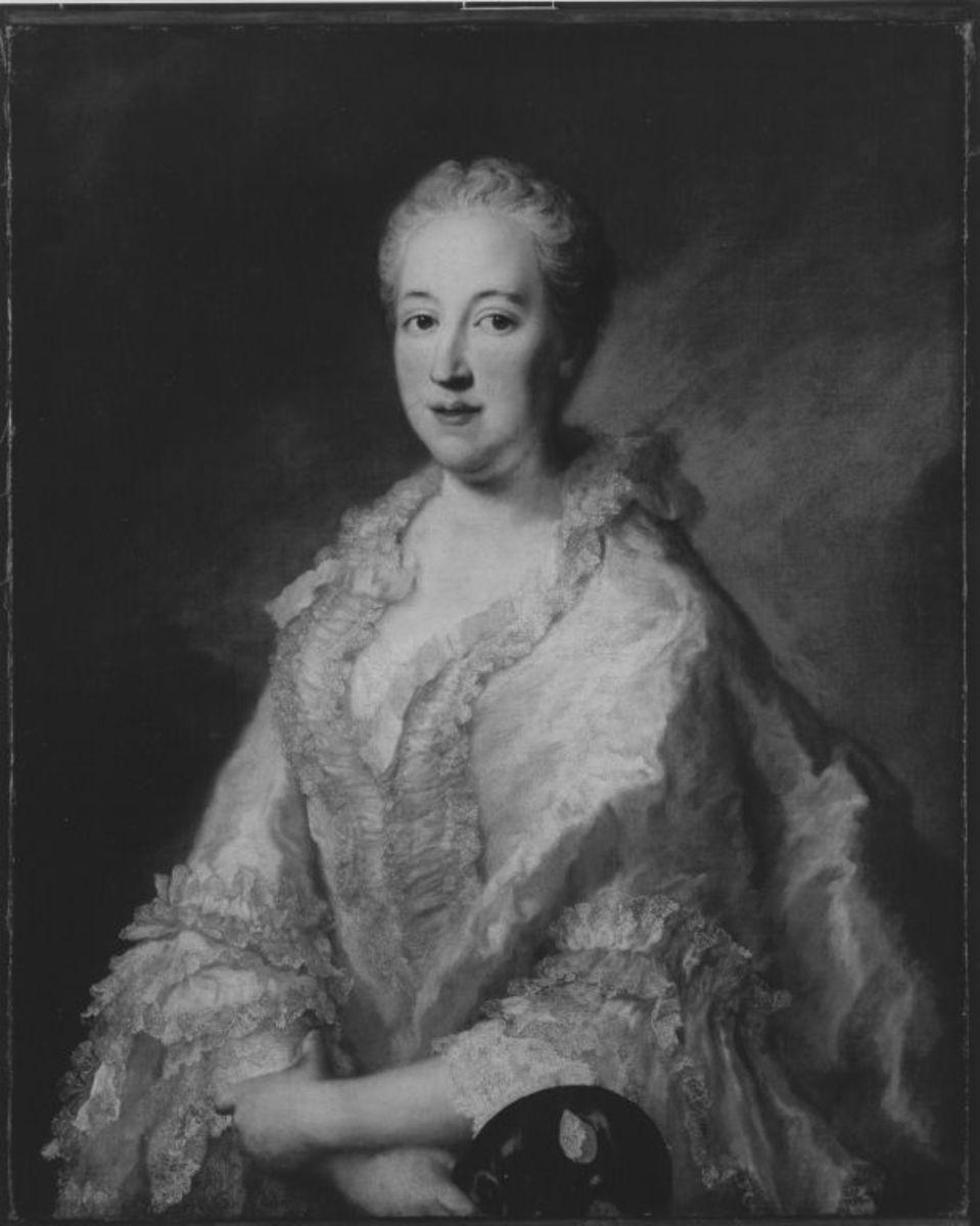 Bildnis der Herzogin Maria Anna von Bayern (1722-1790)