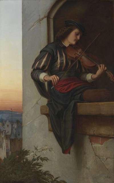 Der Violinspieler