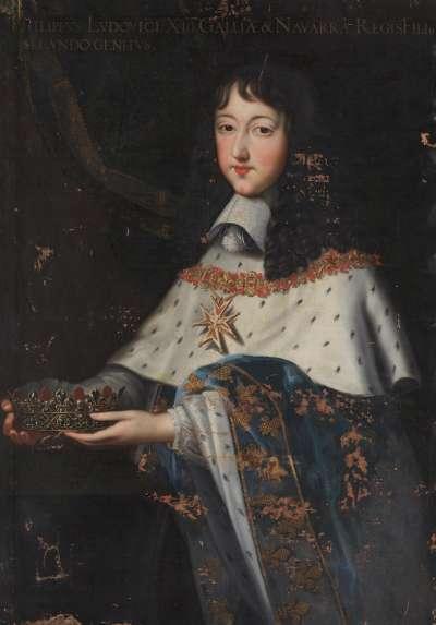 Herzog Philippe von Orléans (1640-1701)