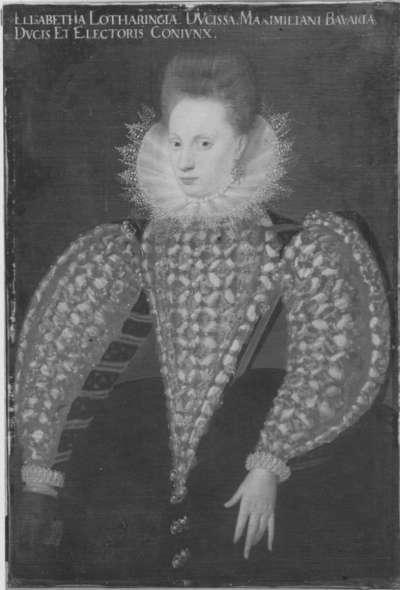 Elisabeth von Lothringen, Gemahlin Maximilians I. von Bayern