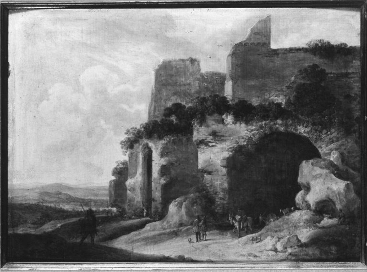 Ruinenlandschaft