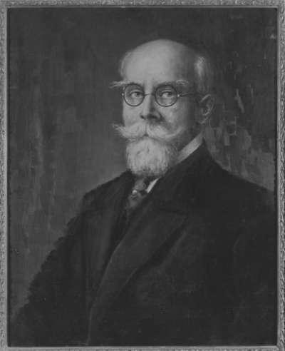 Staatsminister Friedrich von Brettreich