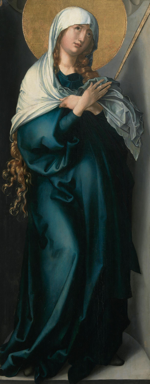 Maria als Schmerzensmutter