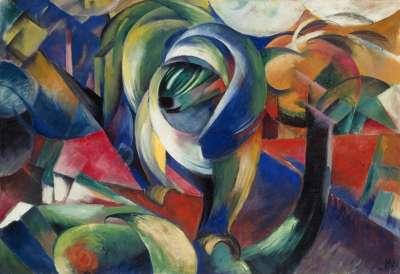 Der Mandrill