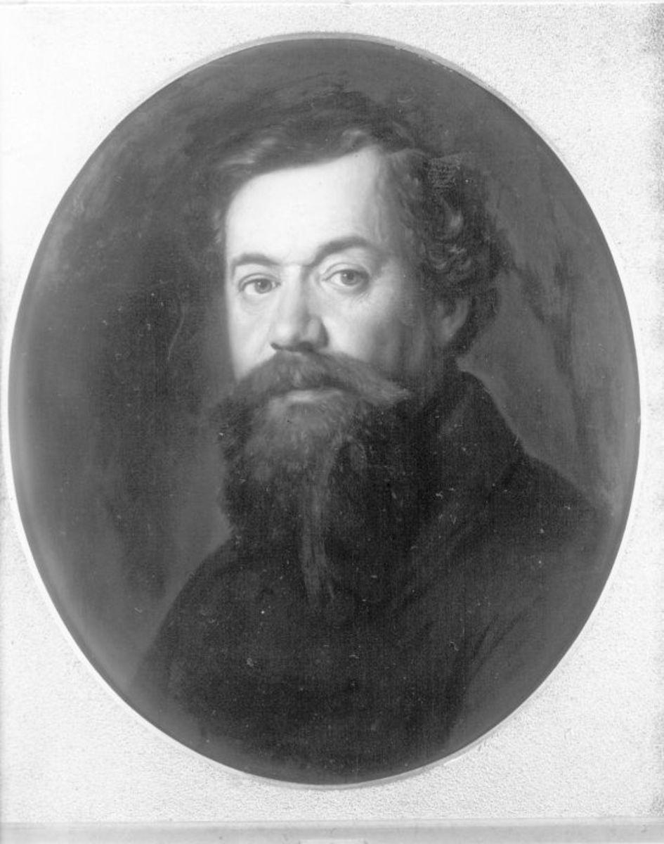 Der Maler Moritz Müller