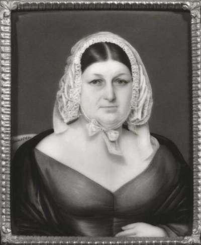 Maria Anna Quast, die Mutter des Künstlers