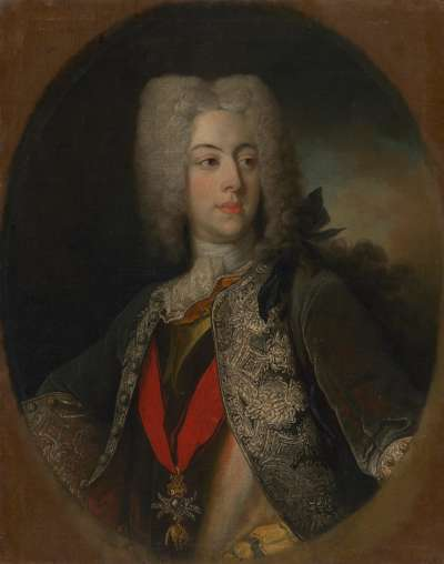 Bildnis des Kurprinzen Karl Albrecht von Bayern (1697-1745)