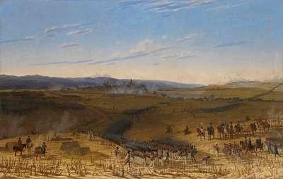 Die Schlacht bei Bar-sur-Aube (Schlachtenzyklus)
