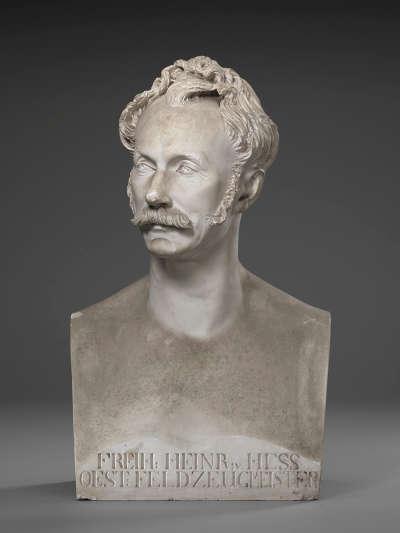 Der österreichische Feldmarschall Heinrich von Heß (1788 - 1870)
