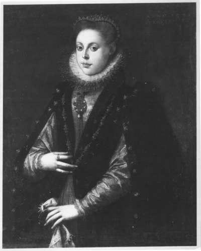 Bildnis einer unbekannten Frau