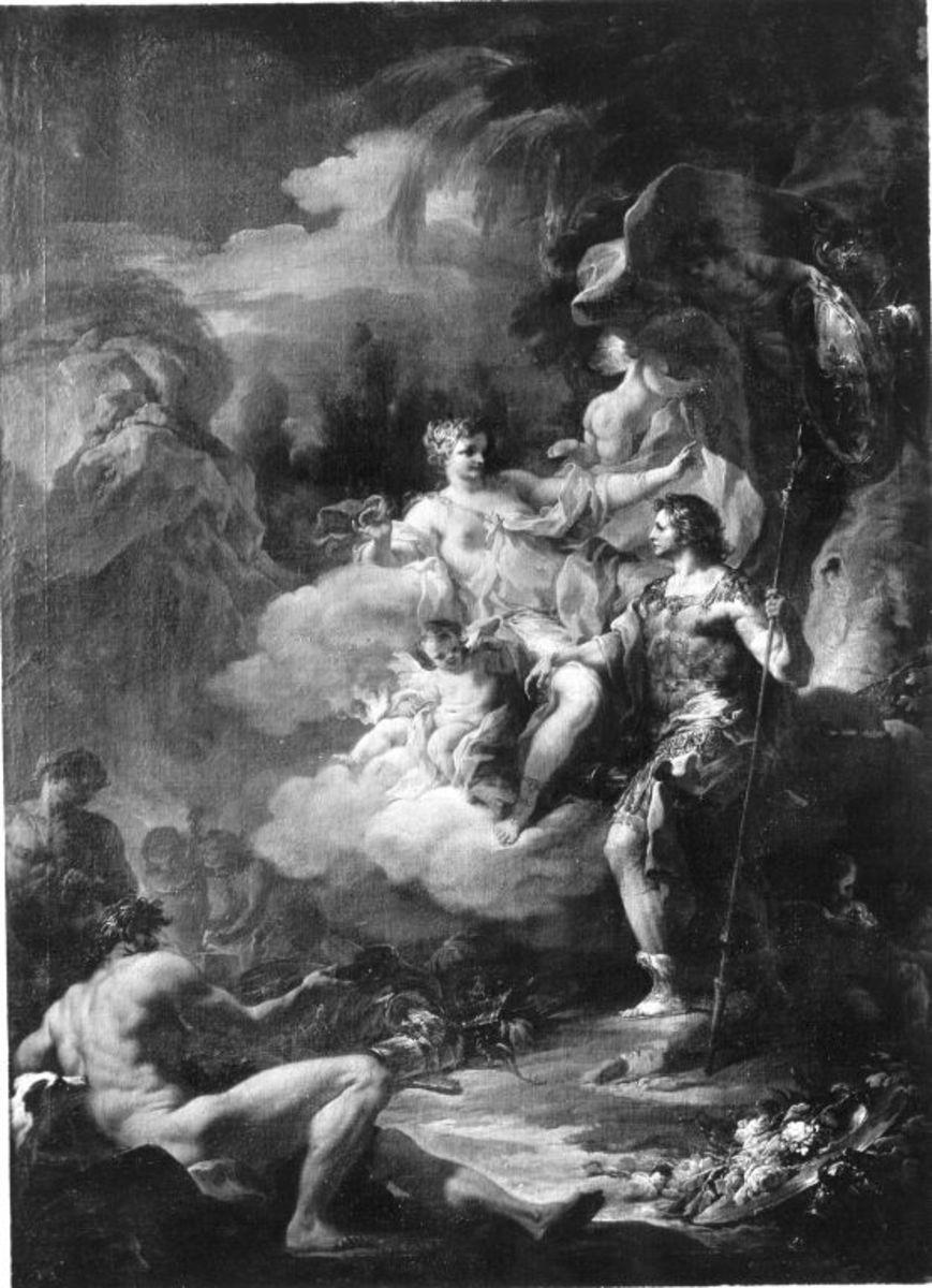 Venus und Aeneas