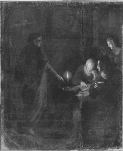 Lesende Nonnen