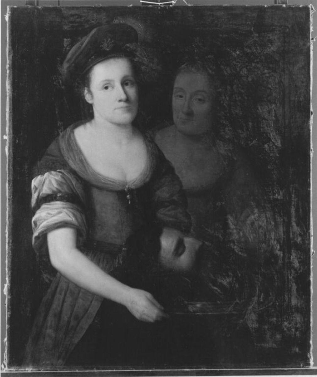 Salome mit dem Haupt des Johannes