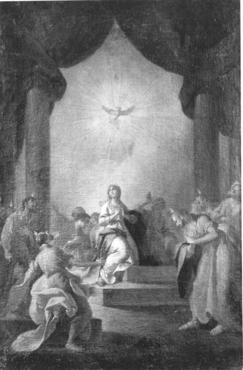 Die Ausgießung des Heiligen Geistes