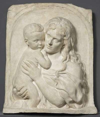 Maria Gabriella, Prinzessin von Bayern, mit Kind