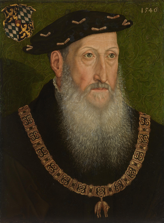 Bildnis des Friedrich II. der Weise, Pfalzgraf bei Rhein