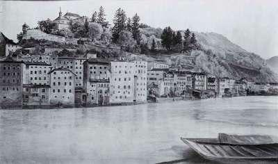 Häuser in Salzburg