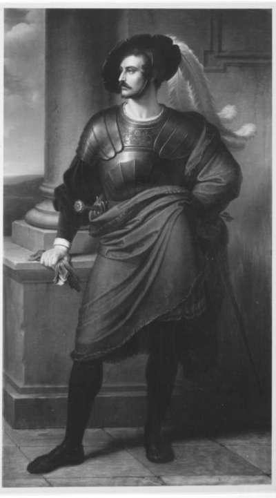 Der Maler Dietrich Monten