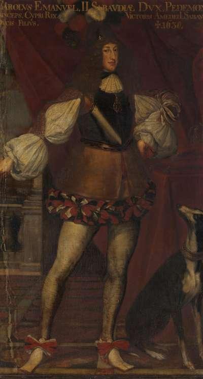 Karl Emanuel II., Herzog von Savoyen