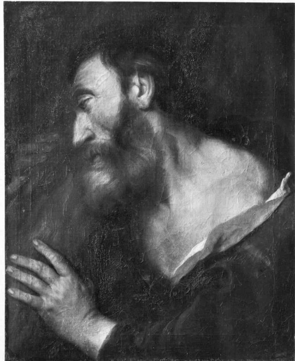 Apostel Andreas
