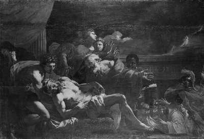 Der sterbende Seneca