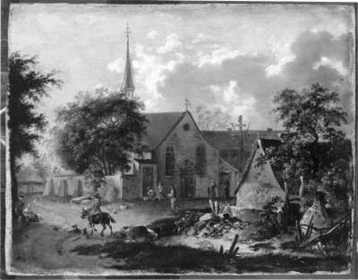 Dorflandschaft