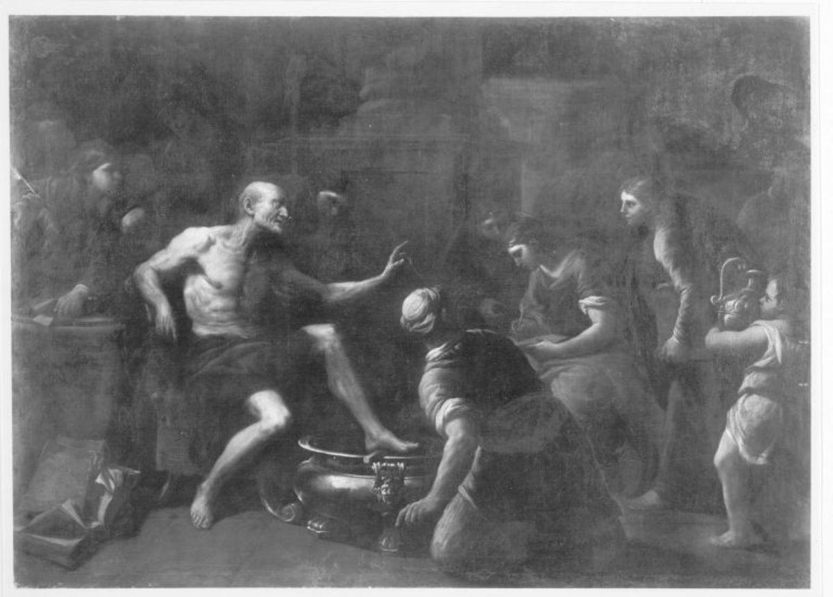 Sterbender Seneca