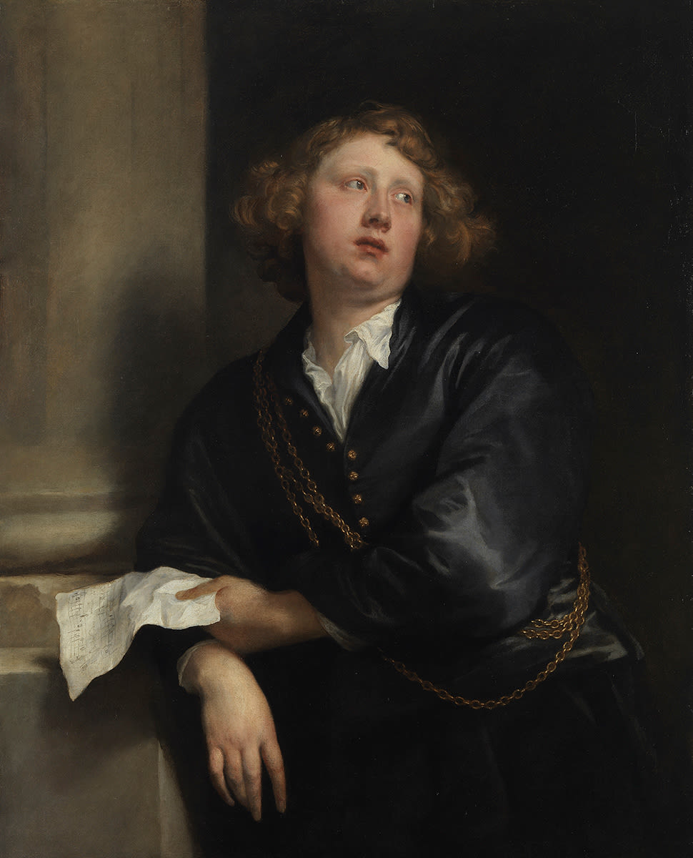 Der Organist Hendrik Liberti