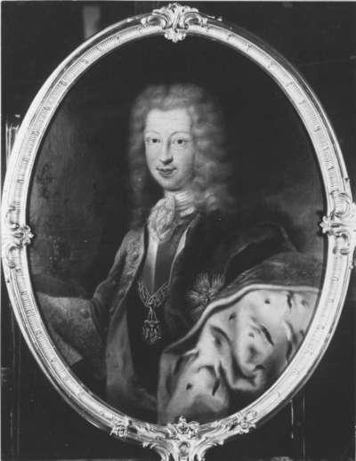Bildnis des Herzogs Karl Emanuel von Savoyen, König von Sardinien