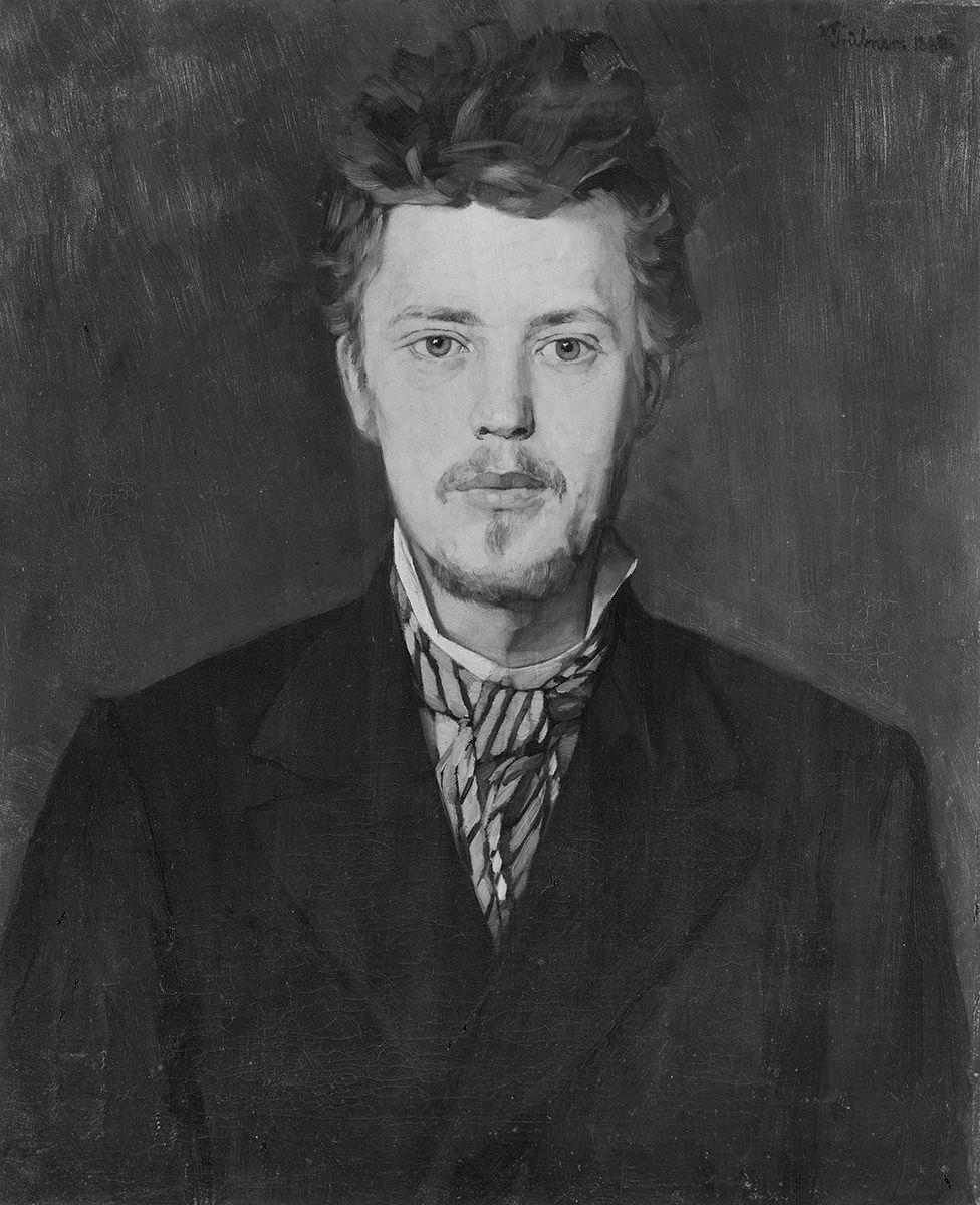 Der Bildhauer Rudolf Thiele