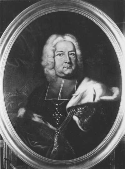 Bildnis des Friedrich Karl von Schönborn-Buchheim, Fürstbischof von Würzburg und Bamberg