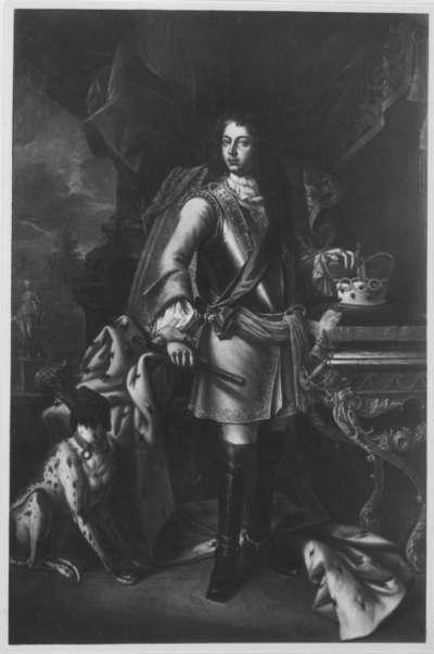 Markgraf Johann Friedrich von Brandenburg-Ansbach