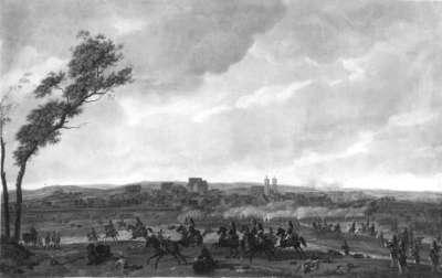Das Gefecht bei Wertingen (Berthier-Zyklus)