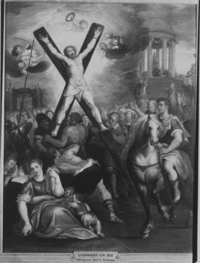 Martyrium des hl. Andreas