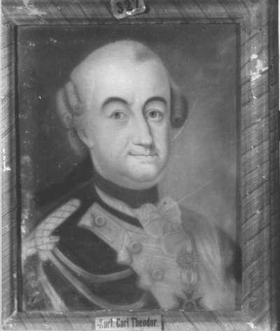 Kurfürst Carl Theodor von Bayern
